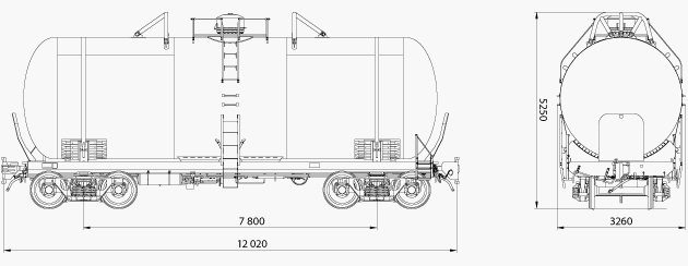 Tank Wagons